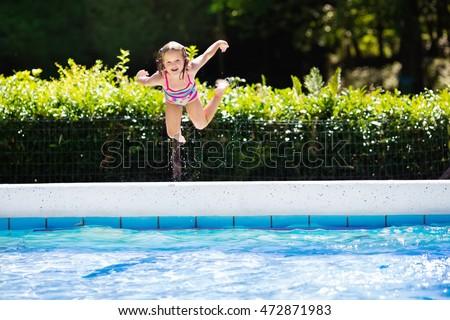 Happy Boy Plays Outdoors Garden Jumping Stock Photo 152238833 Shutterstock
