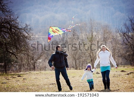 A naturalistic perspective to the kite