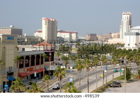 Harbor Island and Channelside District, Tampa, Florida