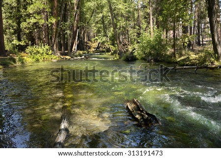 Hat Creek in Lassen National Park, Northern California. Absolutely beautiful with   so much to do. Hiking, Biking, Swimming, camping, Mountain   Climbing, and Fishing in the many Lakes and Streams