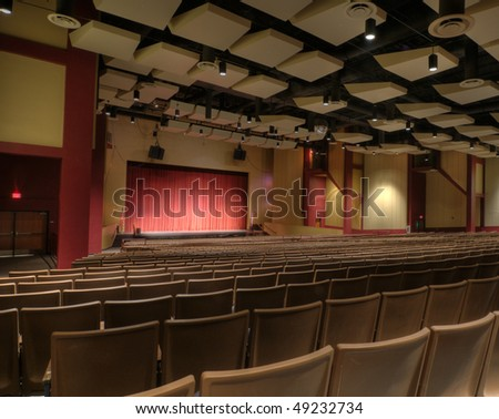 HDR of Theater