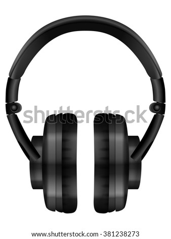 headphone illustration.