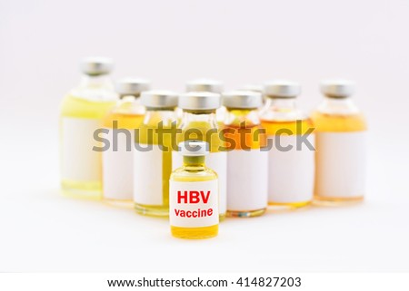 Hepatitis B virus (HBV) vaccine