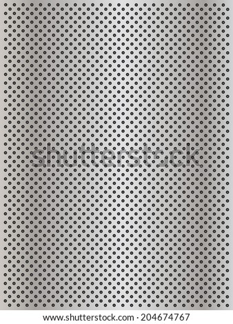 stock images similar to id 121929511 metal dot perforated texture. Black Bedroom Furniture Sets. Home Design Ideas
