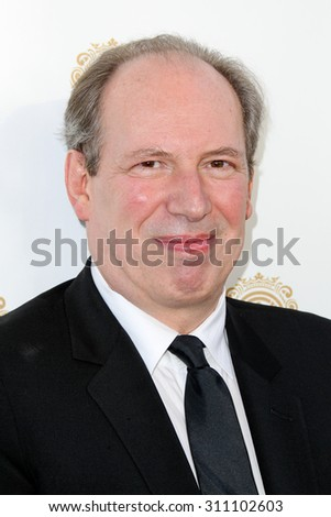 HOLLYWOOD, CA-JUN 1: Composer Hans Zimmer attends the 2014 Huading Film Awards at The Montalban on June 1, 2014 in Hollywood, California.