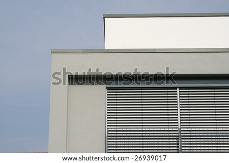 Dormer window rolling safety shutter netherlands stock photo 487628428 shutterstock - The rolling shutter home in bohemia ...