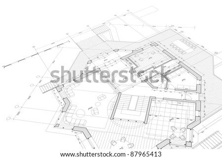 Machu picchu map stock vector 163257104 shutterstock for Copying house plans
