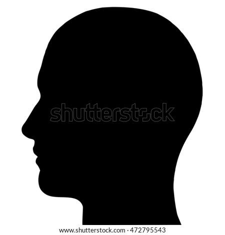 Silhouette Head Stock ...