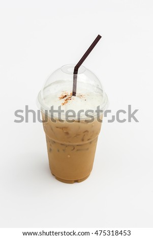 ice cappuccino