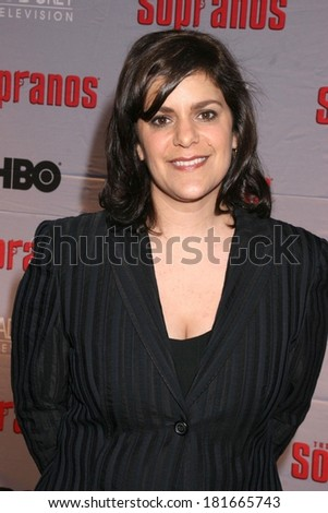 Ilene Landress at HBO's THE SOPRANOS World Premiere Screening, Radio City Music Hall at Rockefeller Center, New York, NY, March 27, 2007