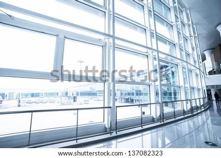 Image Windows Morden Office Building ภาพสต็อก ...
