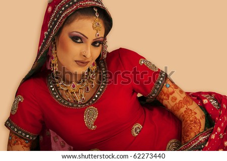 Indian beautiful Bride