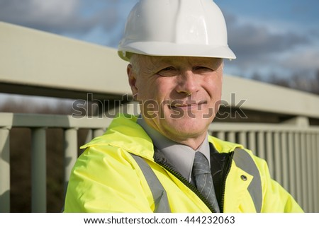 Industrial Businessman