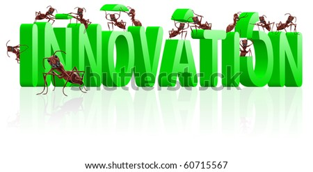 creativity invention and innovation relationship Definitions for discovery, invention and innovation are: a  of invention was  increased by the creation of corporate research and development.