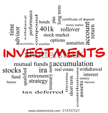 Stock options vocabulary