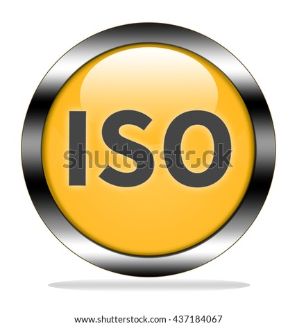 ISO button isolated.