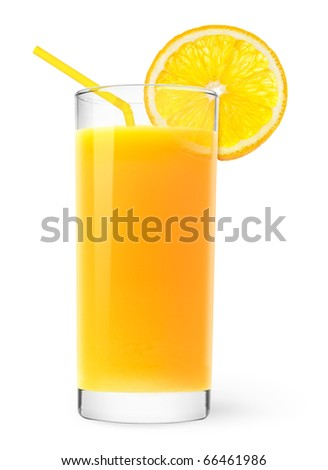 how to cut orange slices for drinks