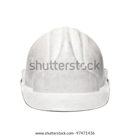 Isolated safety helmet