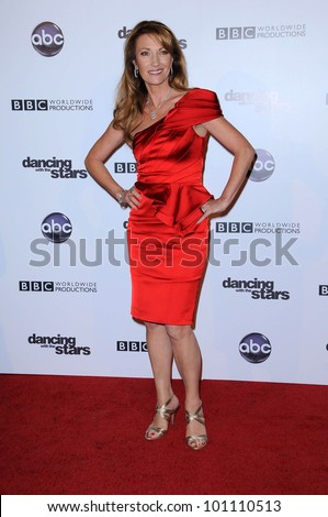 "Jane Seymour  at the ""Dancing With The Stars"" 200th Episode, Boulevard 3, Hollywood, CA. 11-01-10"