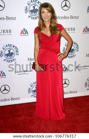 Jane Seymour  at the 30th Annual Carousel of Hope Ball to benefit the Barbara Davis Center for Childhood Diabetes, Beverly Hilton, Beverly Hills, CA. 10-25-08