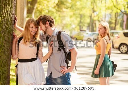 Dating ein bi-mädchen reddit