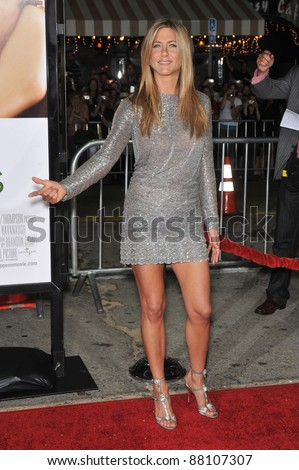 "Jennifer Aniston at the world premiere of her new movie ""Love Happens"" at the mann Village Theatre, Westwood. September 15, 2009  Los Angeles, CA Picture: Paul Smith / Featureflash"