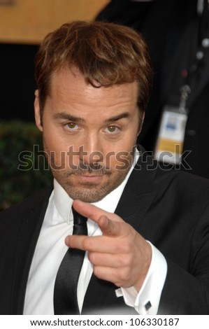 Jeremy Piven at the 15th Annual Screen Actors Guild Awards. Shrine Auditorium, Los Angeles, CA. 01-25-09