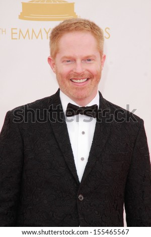 Jesse Tyler Ferguson at the 65th Primetime Emmy Awards at the Nokia Theatre, LA Live. September 22, 2013  Los Angeles, CA