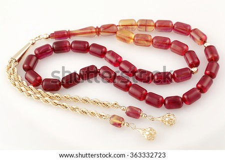 Jewelery  tespih pray counter for muslim pray