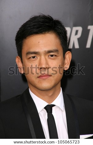 John Cho at the Los Angeles Premiere of 'Star Trek'. Grauman's Chinese Theatre, Hollywood, CA. 04-30-09
