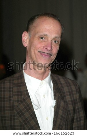 John Waters at ASHES AND SNOW Nomadic Museum Exhibition Opening Night, Santa Monica Pier, Los Angeles, CA, January 12, 2006