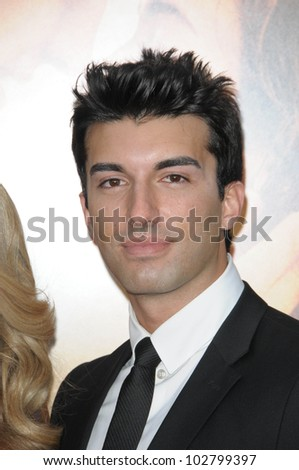 "Justin Baldoni at ""The Last Song"" World Premiere. Arclight, Hollywood, CA. 03-25-10"