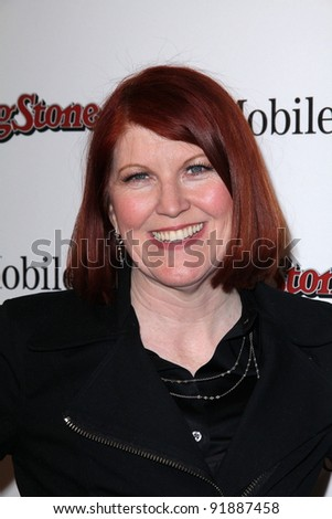 Kate Flannery at the Rolling Stone Awards Weekend Party, Drai's, Hollywood, CA. 02-26-11
