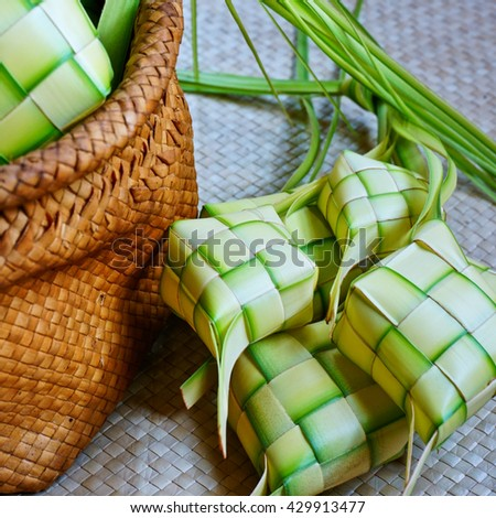 ketupat rice dumpling is - photo #15