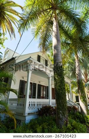 Honolulu hawaii january 15 2017 built stock photo for Key west style architecture