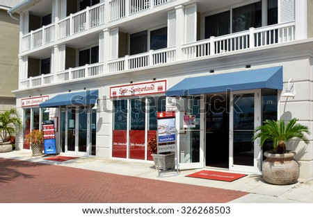 Old time grocery provision store front stock photo 35920 for Key west jewelry stores