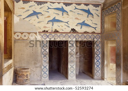 Knossos, also known as Labyrinth, or Knossos Palace, is the largest Bronze Age archaeological site on Crete.