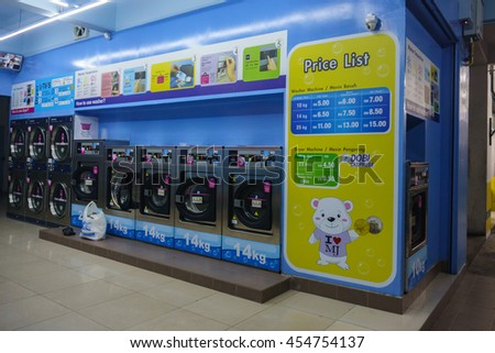 Welcome to LaundryBar!