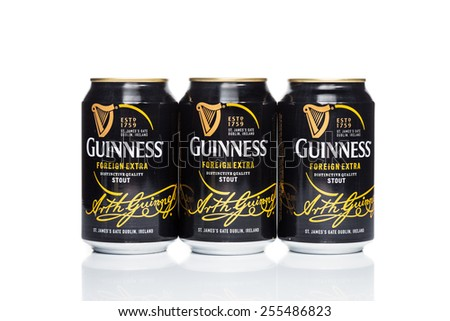 guinness market segmentation The australian beer market, particularly in areas of craft,  and ales (famously introduced by guinness) or the improved shelf life of the five.