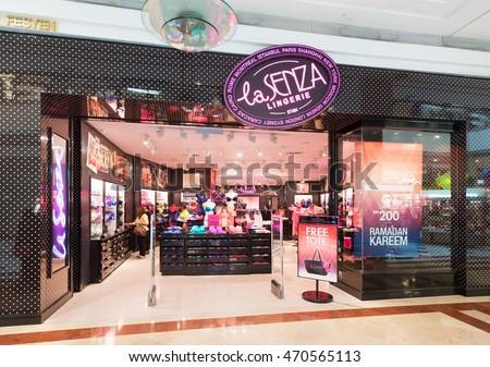 Vegas in lingerie store las