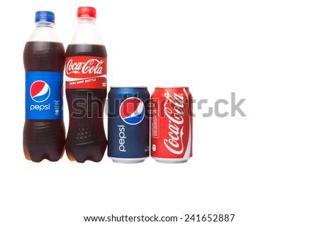 Sweet! America's top 10 brands of soda