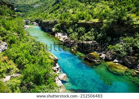 Beautiful waterfall in thailand s erawan waterfalls national park - Cavo Degli Zucchi Stock Photo 581326285 Shutterstock