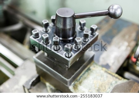 Lathe, CNC milling machine
