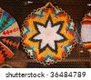 Lebanese traditional arts - stock photo