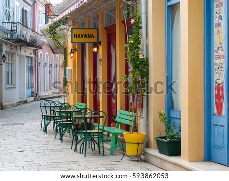 Havana Cafe Bar Lefkada
