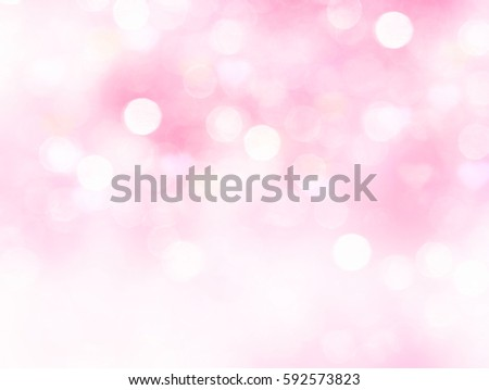Light Pink Blurred Backgroundvalentine Day Holiday Stock ...
