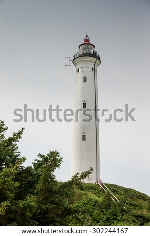 Lighthouse Lyngvig fyr