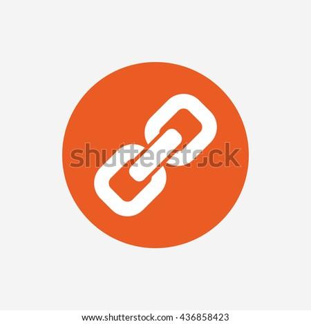 Link Chain Symbol Icon Stock Vector 562884397 - Shutterstock