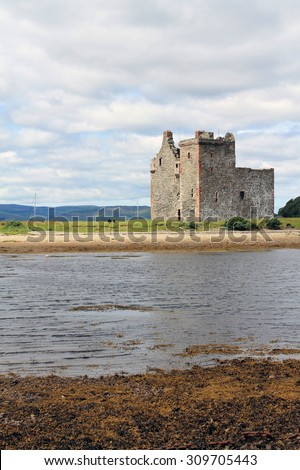 Lochranza Castle - Isle of Arran - Scotland