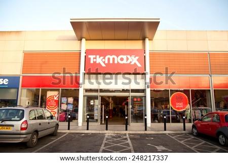 Ottawa Canada April 17 2014 Target Stock Photo 191595134 Shutterstock